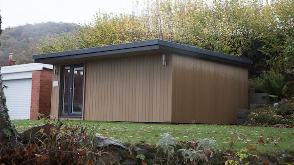 Garden Room, Wrexham, North Wales