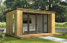 Rubicon garden rooms fully insulated zero maintenance for Rubicon garden rooms