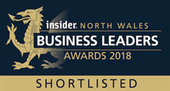 Rubicon Garden Rooms | Insider North Wales Business Leaders Awards 2018