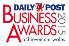 Rubicon Garden Rooms | Daily Post Businesss Awards Achievement Wales 2015